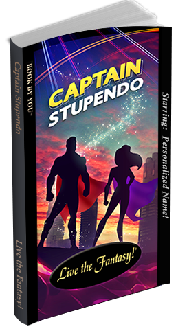 Purchase Captain Stupendo paperback.