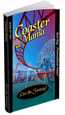 Paperback Edition of Coaster Mania