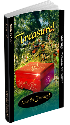 Paperback Edition of Treasure!