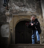 Book By You review … at Dracula's castle with my personalized copy of the book, Dracula - starring me!