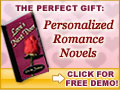 Personalized Romance Novels from Book By You