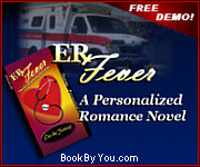 Personalized Romance Novel - ER Fever!