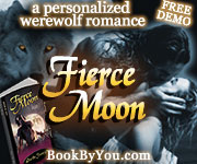 Personalized Werewolf Romance Novel - Fierce Moon!