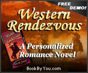 Personalized Western Romance Novel - Western Rendezvous!