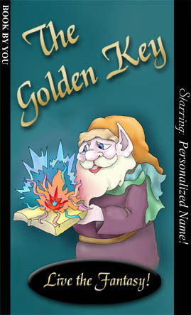 Classic fairy tale adventure story -  full-length personalized novel, personalized fairy tale!