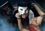 Personalized Phantom of the Opera: Christine prepares to unmask the Phantom