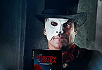 Personalized Phantom of the Opera: Book By You founder Mike Pocock as the Phantom