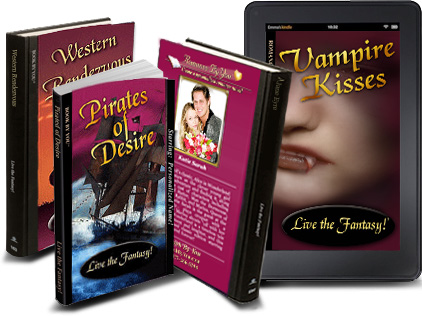 Personalized Romance Novels Gift For Everyone & All Occasions.