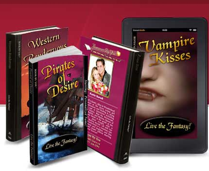 Personalized Romance Novels Gift For Everyone & All Occasions